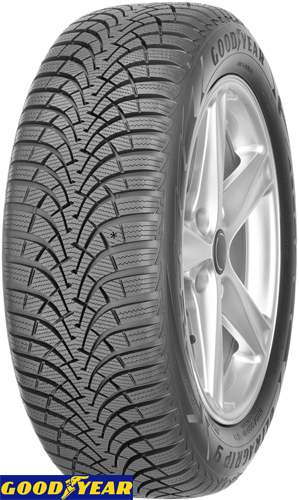 GOODYEAR-UltraGrip-9+-195-65R15-91T---DOT-2019(p)